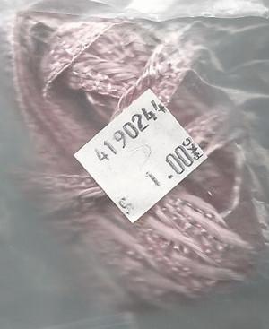 4190244 - Hat Straw: Pink