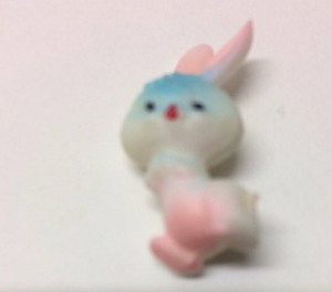 M0125 - White Bunny Rabbit