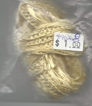 4190268 - Hat Straw: Yellow