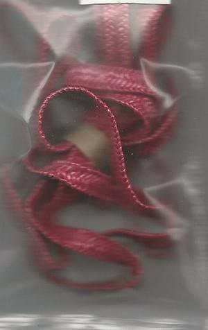 4190221 - Hat Straw: Red