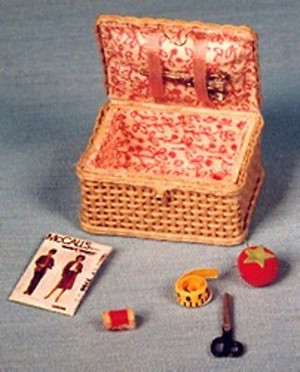 "DAS013 - ""Wicker"" Sewing Basket Kit"
