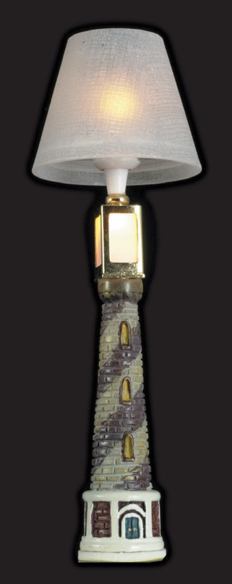 Miniature -T8671 -Lighthouse Floor Lamp - 12v