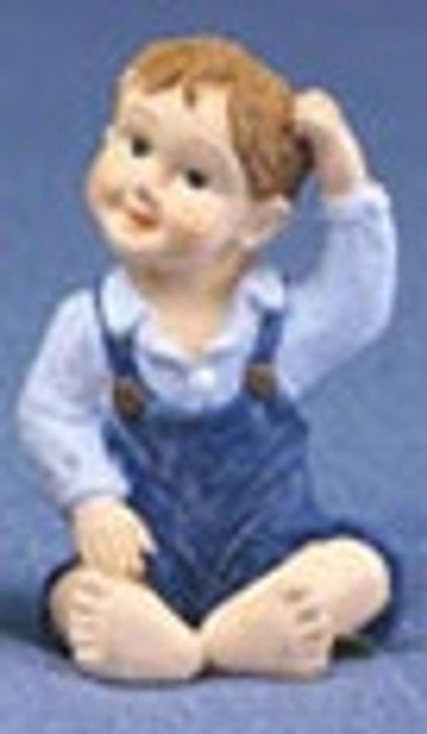 DDL1209-5 - Blue Shirt