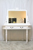 PRE ORDER : Dressing table two drawers - white