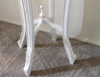 PRE ORDER: Flower table with marble