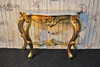 IN STOCK NOW: Versailles Gold Console Table - Medium