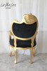 PRE ORDER: Louis XV Scroll Arm chair