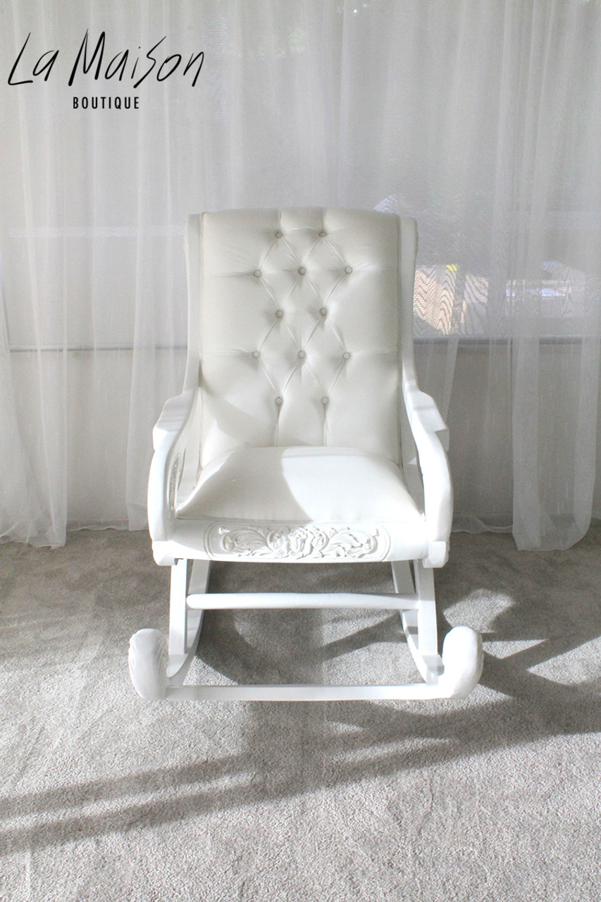 ... IN STOCK NOW: Rocking Chair ... - IN STOCK NOW: Rocking Chair - La Maison Boutique
