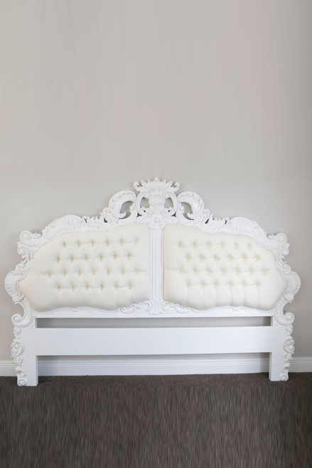 IN STOCK NOW: Rococo Headboard - King / Super King