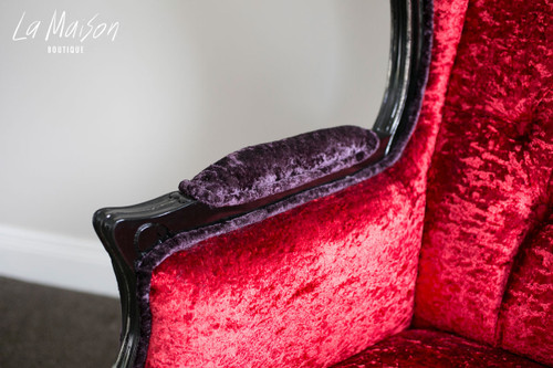 PRE ORDER: Wingback Palermo - Cranberry and Raisin