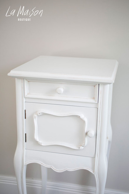 PRE ORDER: Bedside table with door