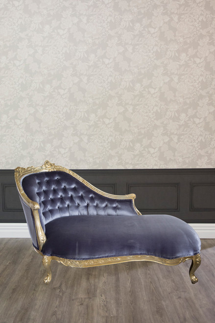 PRE ORDER: Chaise Longue - Champagne