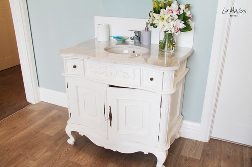 PRE ORDER: Verona Single Bathroom Vanity