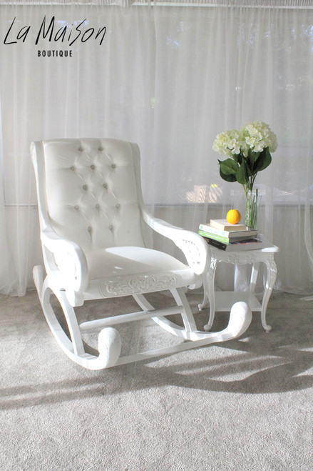 In Stock Now French Georgian Margaret Chair La Maison