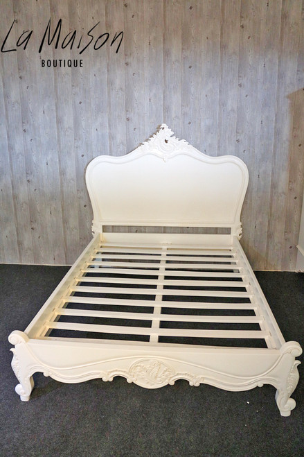 PRE ORDER: Provençal Classic Bed - low end - Queen size