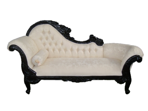 Pre order flower carved chaise longue bandele la maison boutique - La chaise longue boutique ...