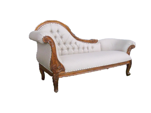 PRE ORDER: Annecy Chaise Longue - natural