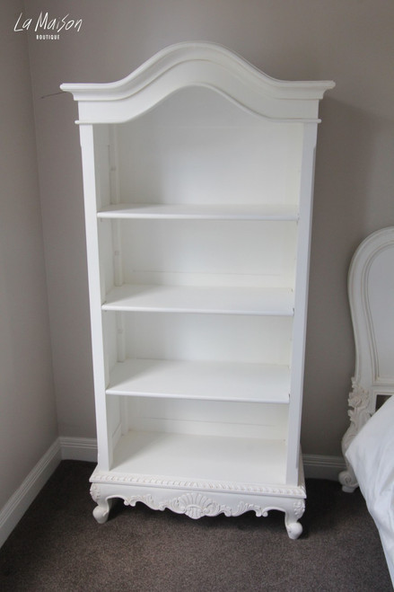 PRE ORDER: Bookcase / Display cabinet - white