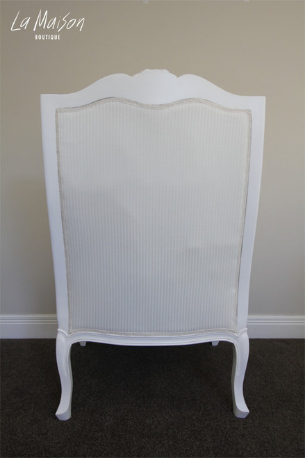 IN STOCK: Wingback Palermo - White