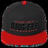 ANG-ELE 3D PUFF Flat Bill Cap