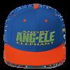 ANG-ELE Wool Blend Snapback