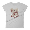 E'magine short sleeve t-shirt - Silver