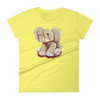 E'magine short sleeve t-shirt - Spring Yellow