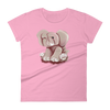 E'magine short sleeve t-shirt - Charity Pink