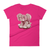 E'magine short sleeve t-shirt - Hot Pink