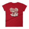 E'magine short sleeve t-shirt - Red