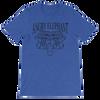 Classic Tribal Head Unisex short sleeve t-shirt - Heather True Royal
