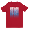 NO HOLDS BARRED -Short sleeve men's t-shirt - Red