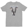 BuyArt/NotIvory-Short sleeve men's t-shirt - Heather Grey