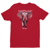 BuyArt/NotIvory-Short sleeve men's t-shirt - Red