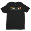 BA\NI short sleeve men's t-shirt - Black