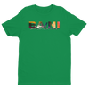 BA\NI short sleeve men's t-shirt - Kelly Green