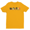 BA\NI short sleeve men's t-shirt - Gold