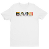 BA\NI short sleeve men's t-shirt - White
