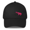 Pink Elephant Awareness Month- Dad Cap - Black