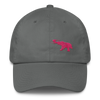 Pink Elephant Awareness Month- Dad Cap - Charcoal