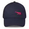 Pink Elephant Awareness Month- Dad Cap - Navy