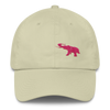 Pink Elephant Awareness Month- Dad Cap - Stone
