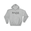 BANI- Angry Elephant Signature Hoody - Grey/Black