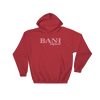 BANI- Angry Elephant Signature Hoody - Red/White