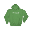 BANI- Angry Elephant Signature Hoody - Irish/White