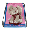 Emagine-Drawstring bag (Free-Shipping)