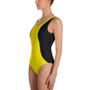 ANG-ELE YELLOW One-Piece SLIM-suit