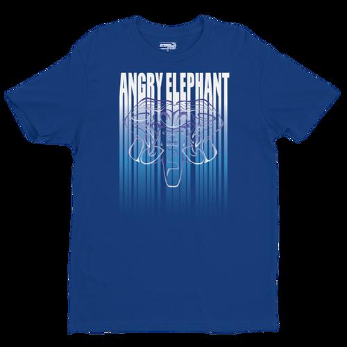 NO HOLDS BARRED -Short sleeve men's t-shirt - Royal Blue