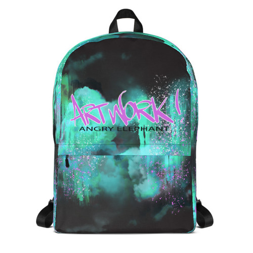 ARTWORK SPLASHY! Backpack