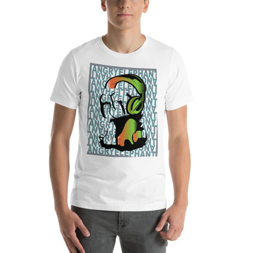 Abstract Chill Baby  T-Shirt